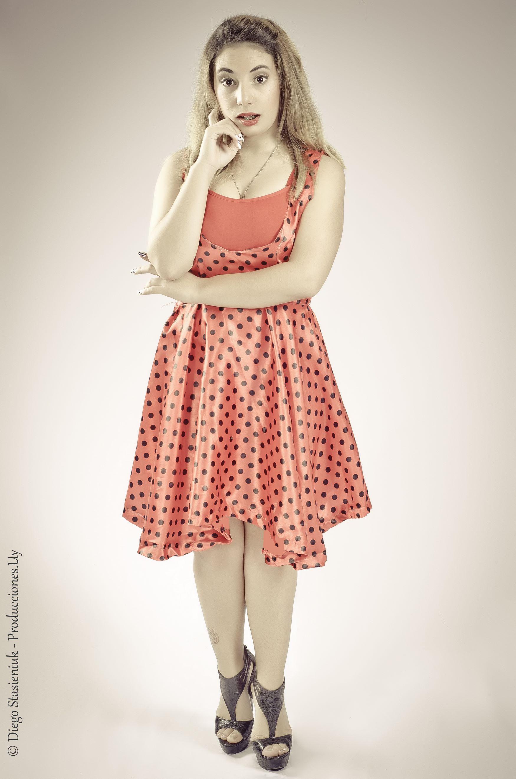 A Pinup Girl #12